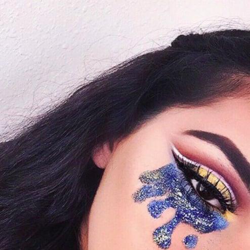 Kanye West-Inspired Makeup
