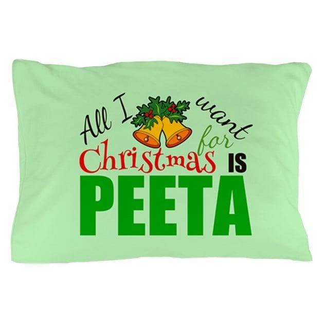 Peeta Pillow Case