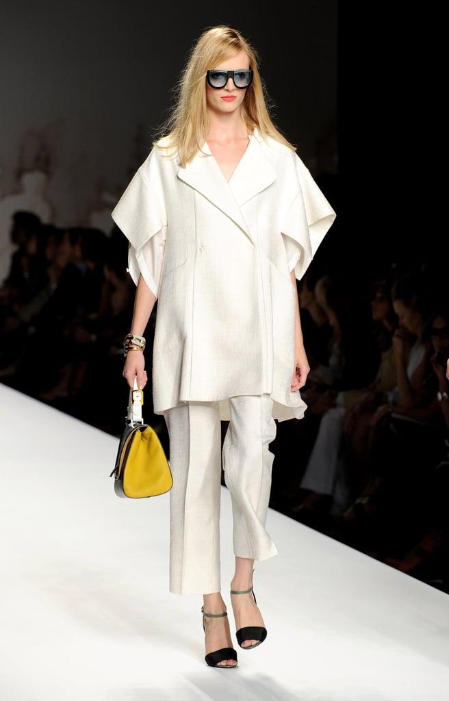 Spring 2011 Milan Fashion Week: Fendi