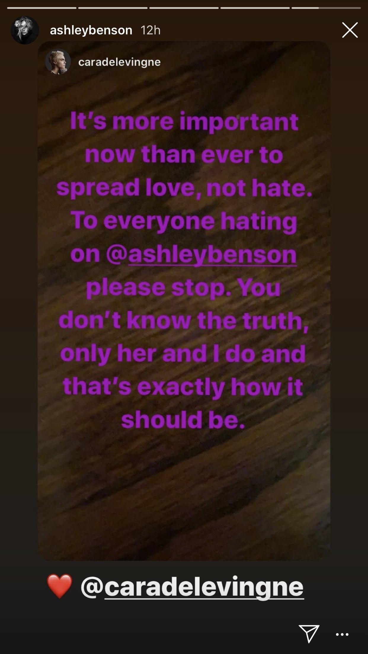 Are Ashley Benson And G Eazy Dating Popsugar Celebrity