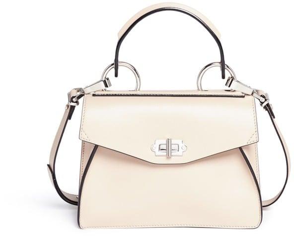 "Proenza Schouler ""Hava"" small top handle leather bag"