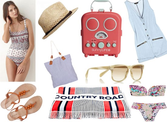 Fab's Xmas Gift Guide: Gifts For The Beach Bunny!