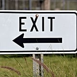 Discuss an Exit Strategy