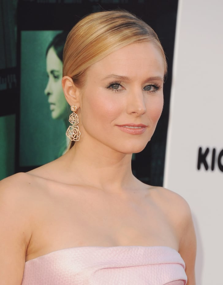 Kristen Bell on Having a Lob, Being a Mom, and Loving Lipstick