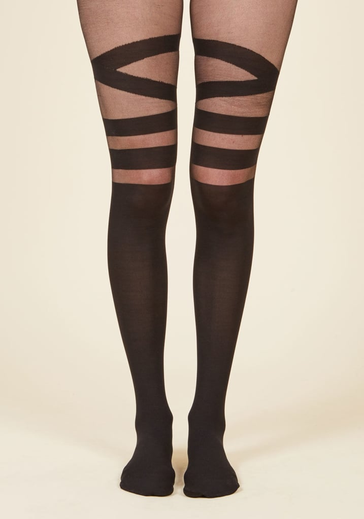 Strappy to Be Here Tights