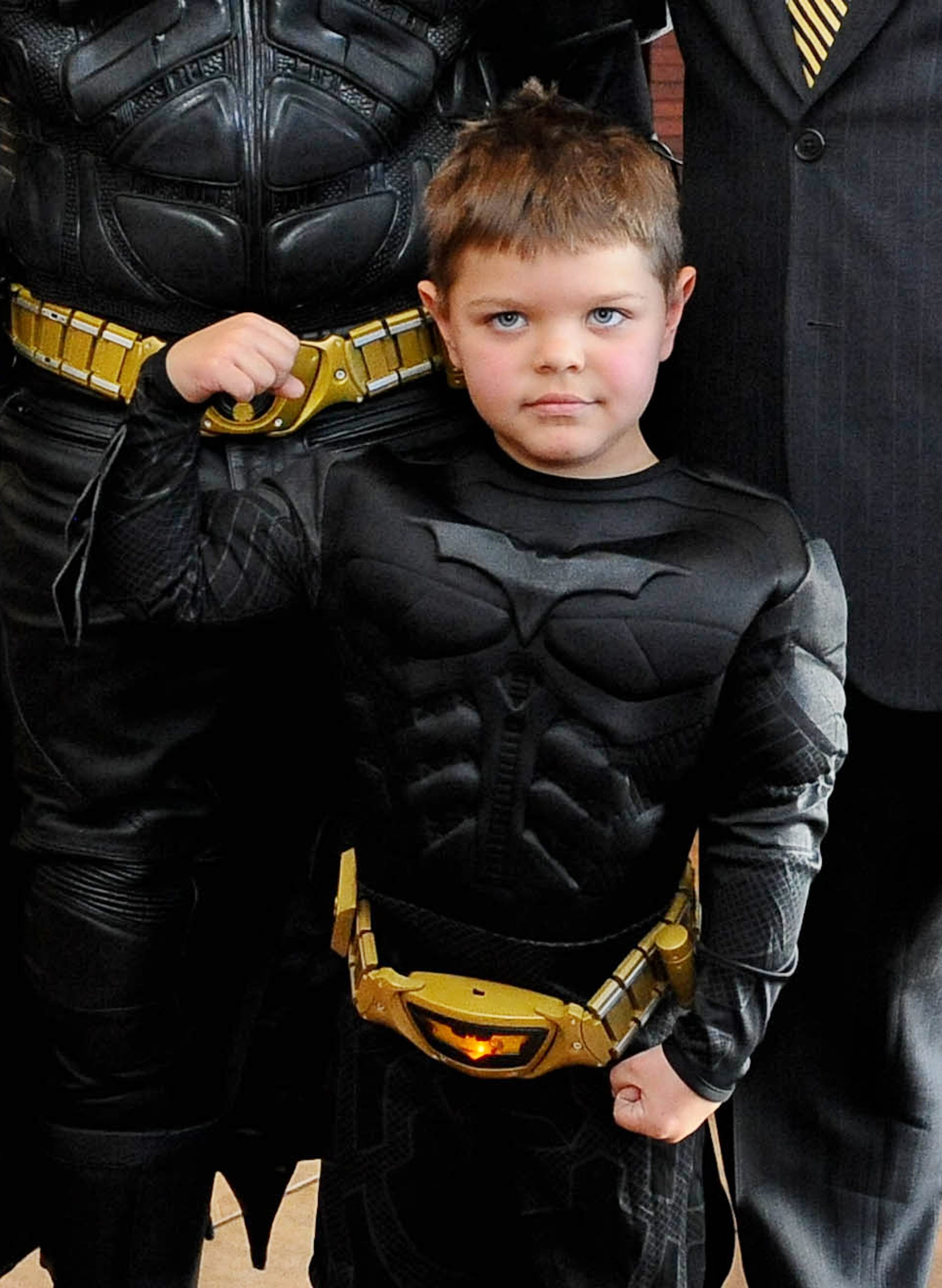 Batkid Saves the Day