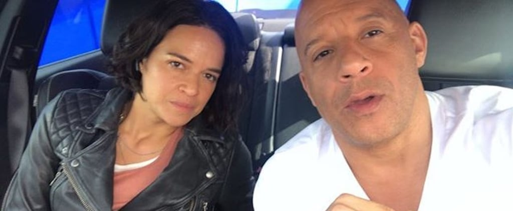 Fast and Furious 9 Behind-the-Scenes Pictures