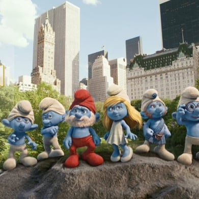 Smurf Toys For Kids