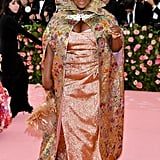 Bevy Smith at the 2019 Met Gala