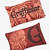 Gryffindor Pillowcase Set