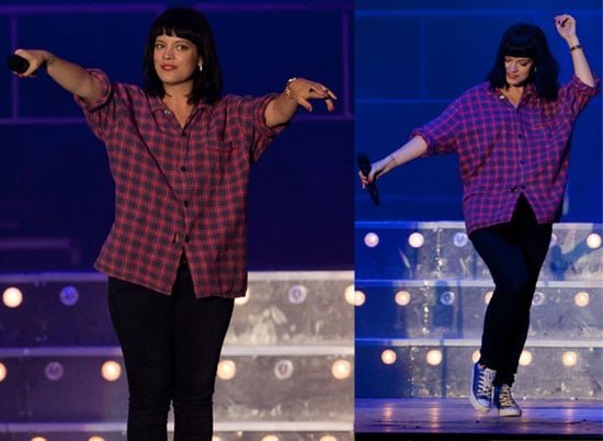 Pictures of Pregnant Lily Allen