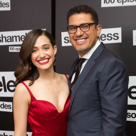 Emmy Rossum and Sam Esmail Welcomed Their First Child