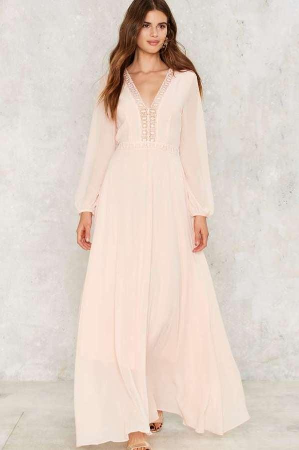 Factory Diana Maxi Dress ($108)