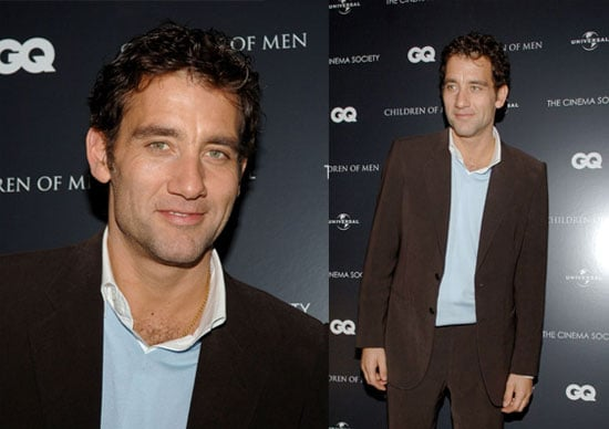 Clive Owen To Model Beauty Products
