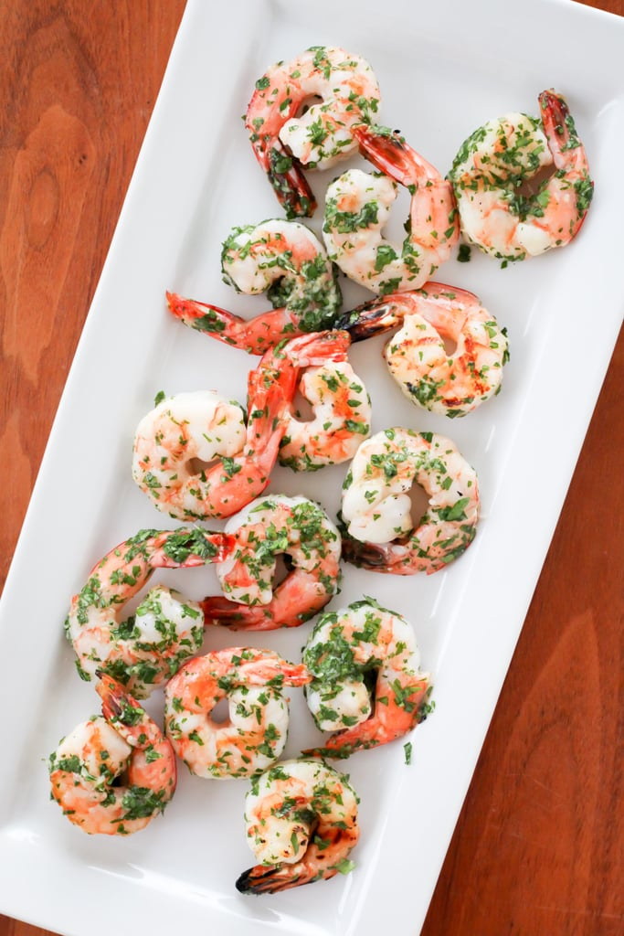Grilled Shrimp With Gremolata