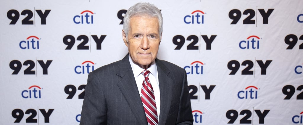 Alex Trebek Finished With Chemotherapy and Back at Jeopardy