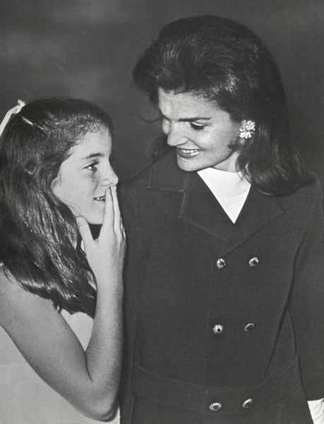 Jackie Kennedy Pregnant: Pregnant First Ladies And Royals