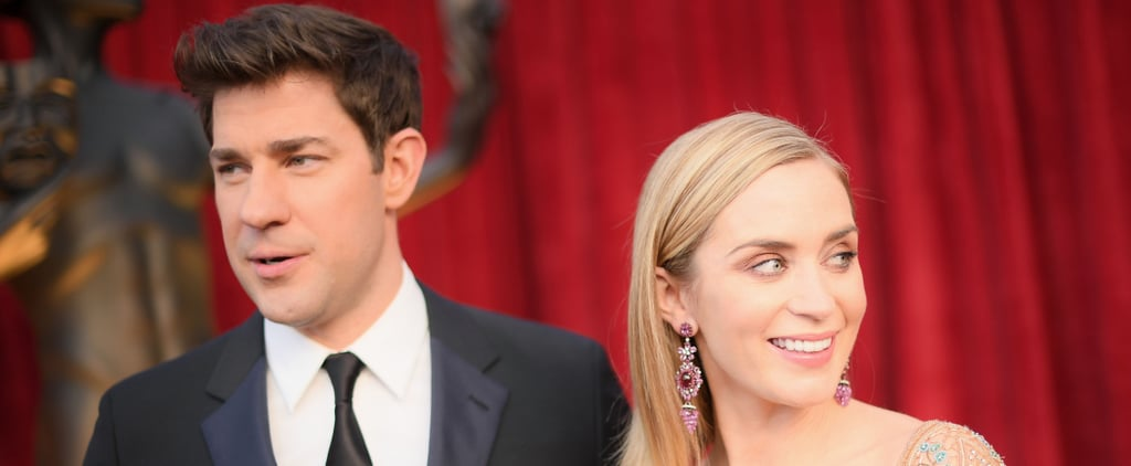 Emily Blunt and John Krasinski Will Costar in a Movie Because Dreams Do Come True