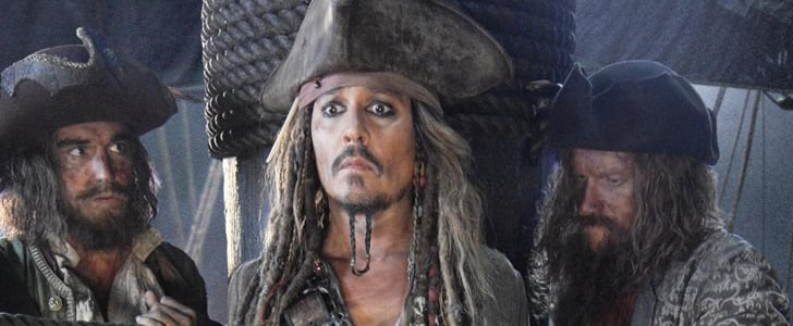 Captain Jack Is Back! See the First Picture of Johnny Depp on the New Pirates Set