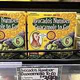 Avocado's Number Guacamole To-Go ($4)