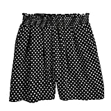 POPSUGAR Printed Pull-On Shorts
