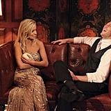 Travis and Emily Maynard on The Bachelorette.