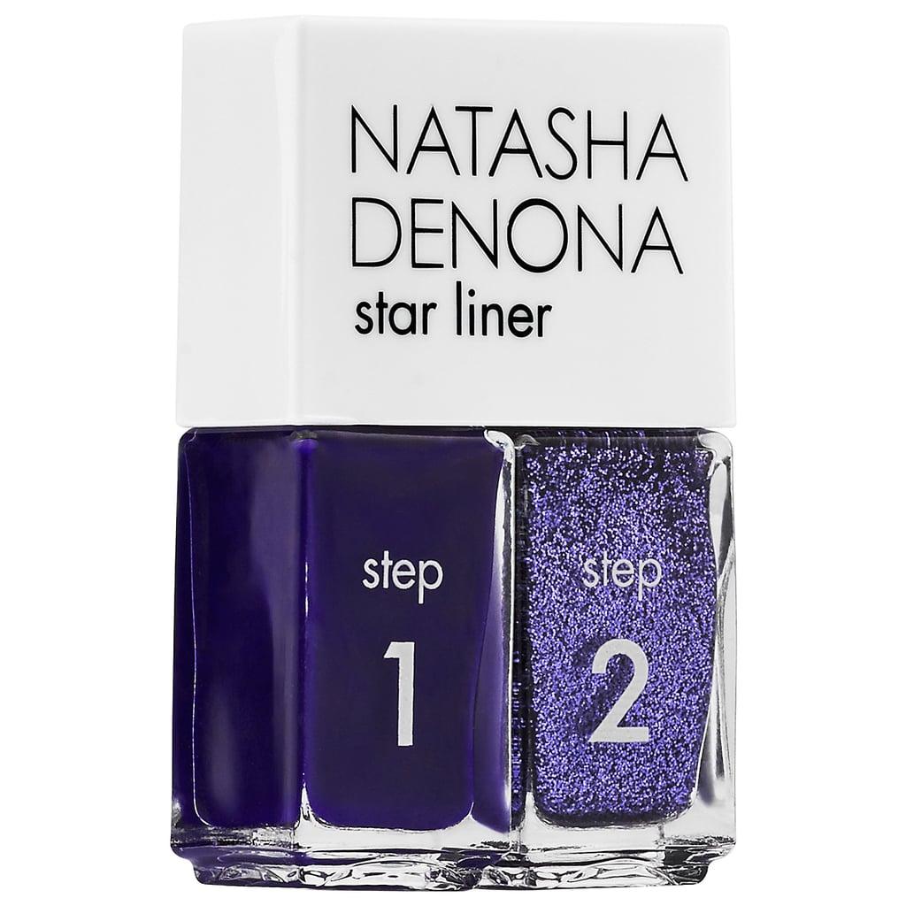 Natasha Denona Star Liner in Dark Violet