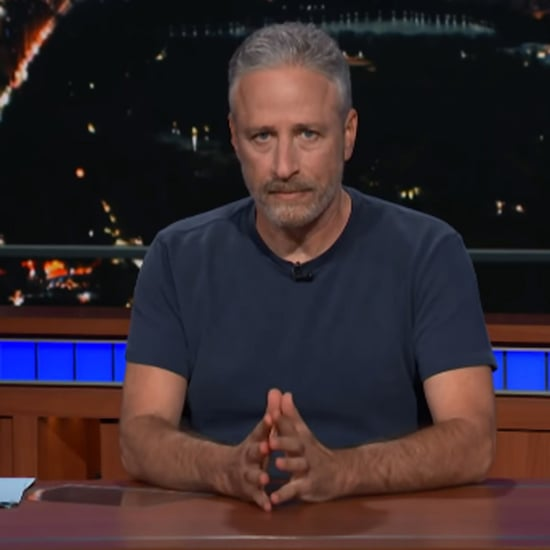 Jon Stewart's Message to Donald Trump on The Late Show