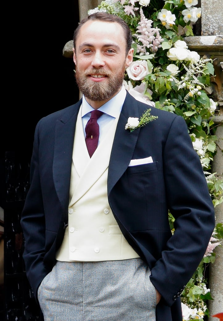 James Middleton Facts Popsugar Celebrity Uk