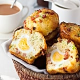 Surprise-Inside Bacon and Egg Muffins