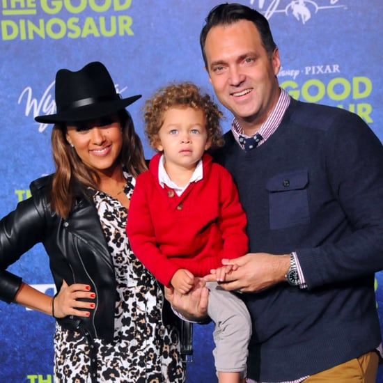 Tamera Mowry at the LA Premiere of The Good Dinosaur