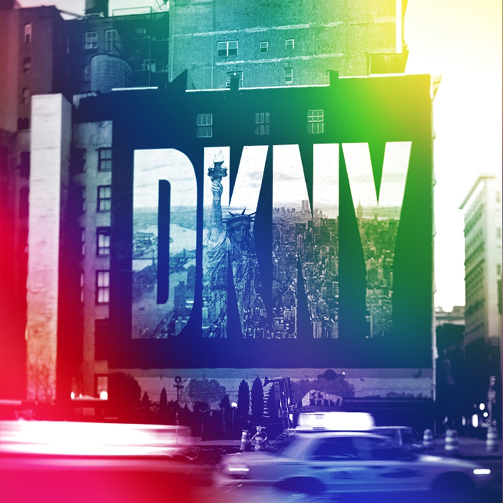 DKNY's Iconic New York Logo Mural to Make International Comeback