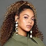 Beyoncé Wears Green Balmain Outfit at Queen & Slim Screening
