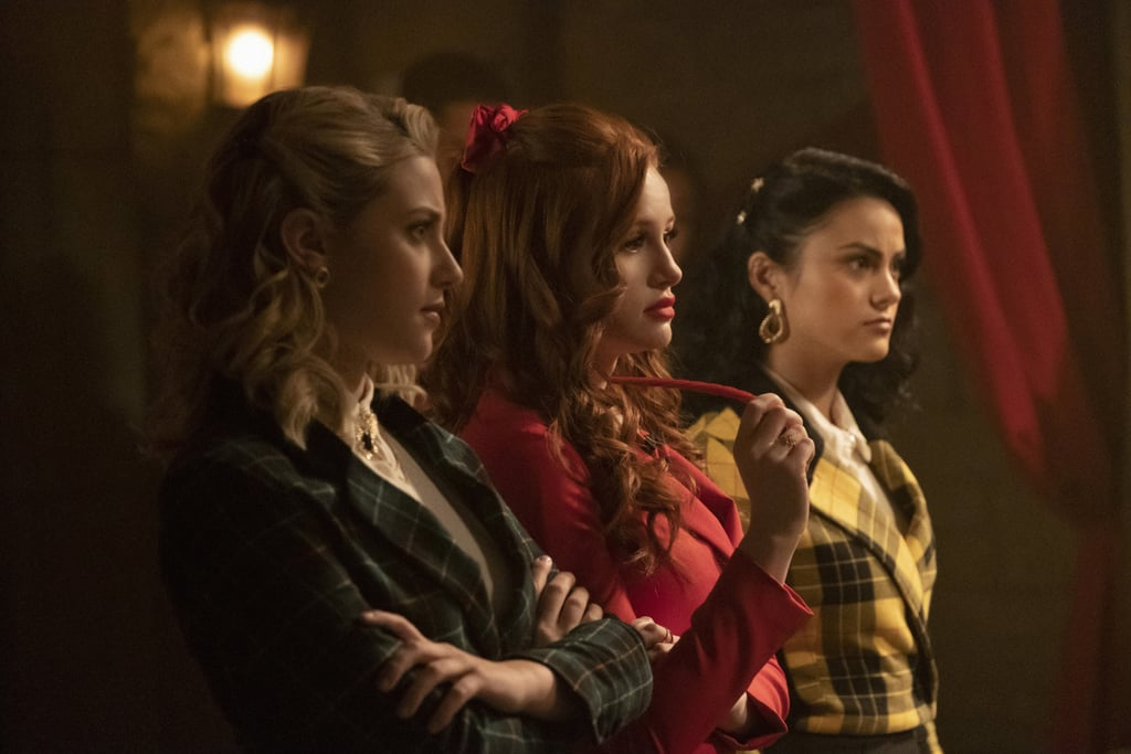 Netflix Defends Riverdale Actresses on Instagram Post