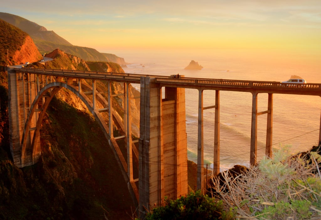 Romantic Road Trip Stops in the US
