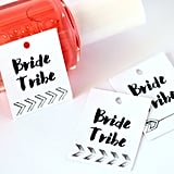 Bride Tribe Gift Tags