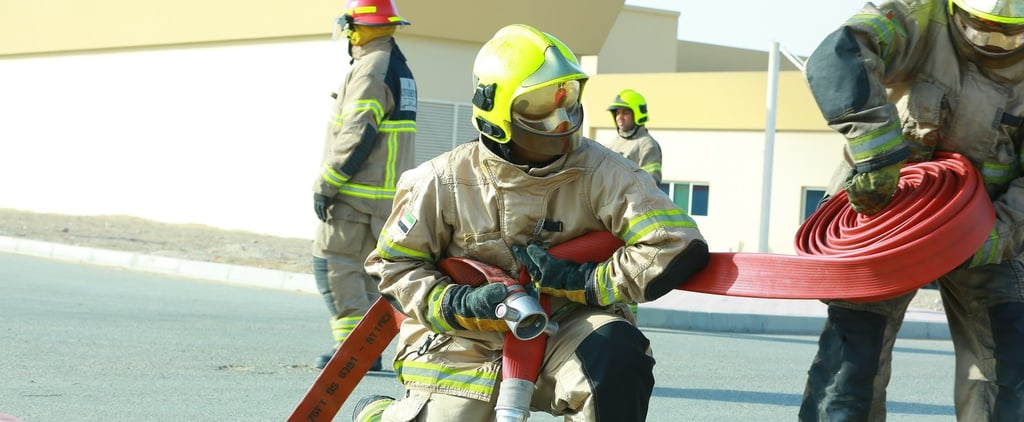This Emirate Just Hired 15 Female Firefighters and We're Hoping It Inspires Others
