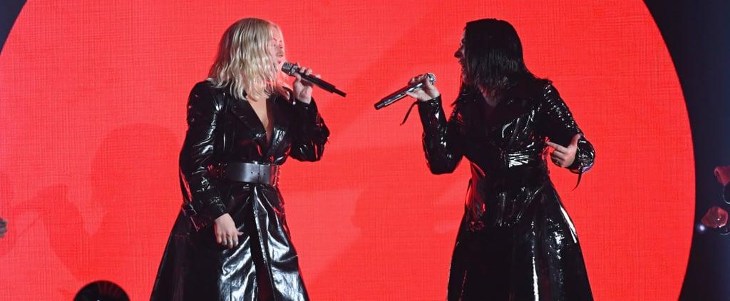 Demi Lovato and Christina Aguilera Billboards 2018 Video