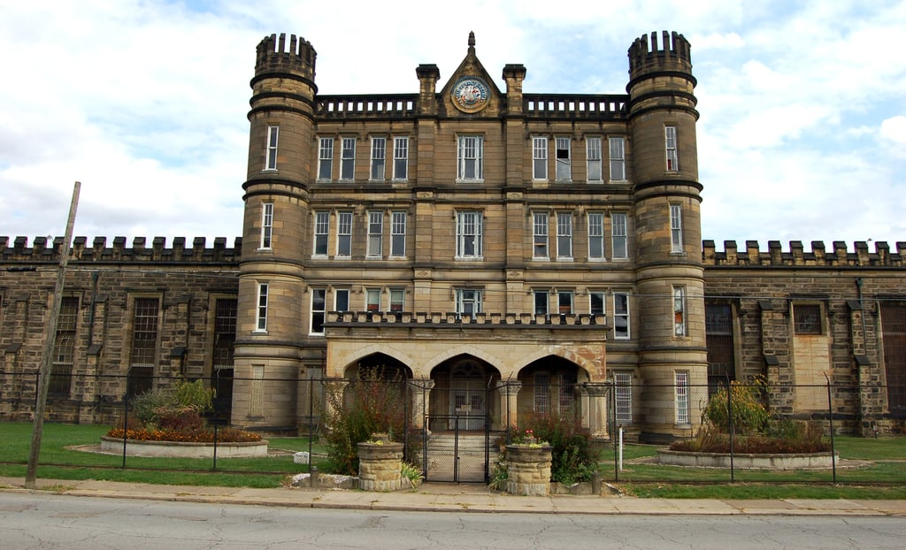 Moundsville Penitentiary in West Virginia