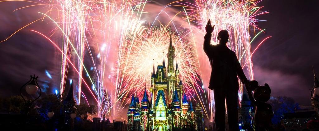 Walt Disney World and Disneyland Fireworks to Return in 2021