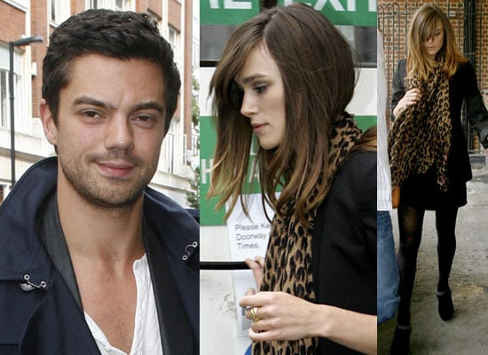 Photos Of Keira Knightley And Dominic Cooper Of The Duchess At Radio One Studios