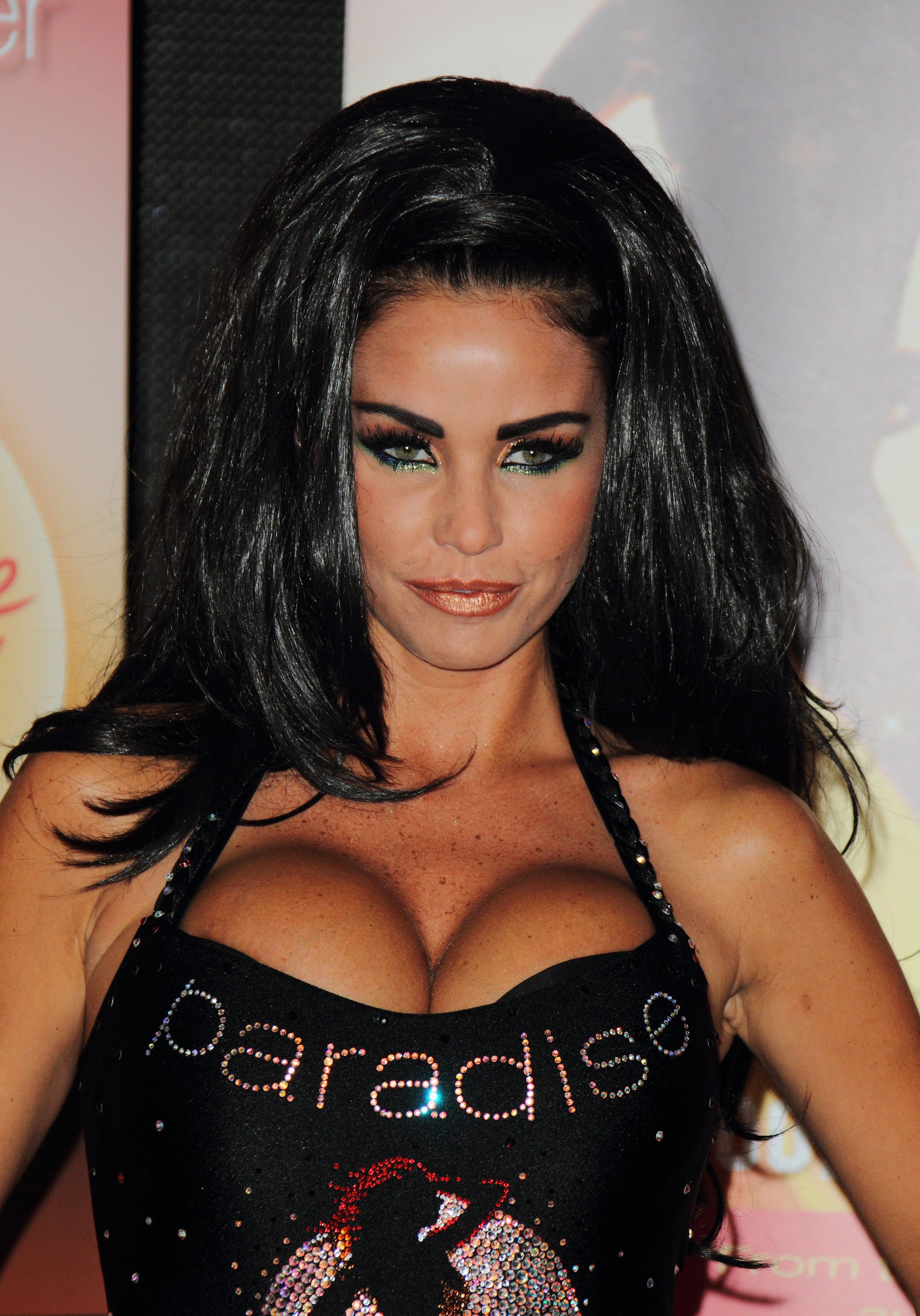 Pictures Of Katie Price At Paradise Book Launch In London