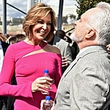 Pictured: Allison Janney and Bradley Whitford