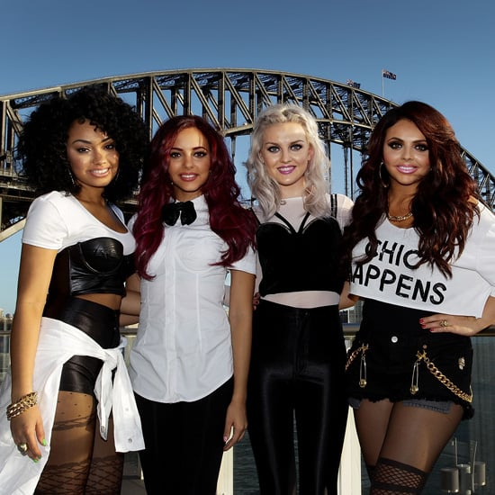 Little Mix Australian Interview on DNA, Fans, One Direction
