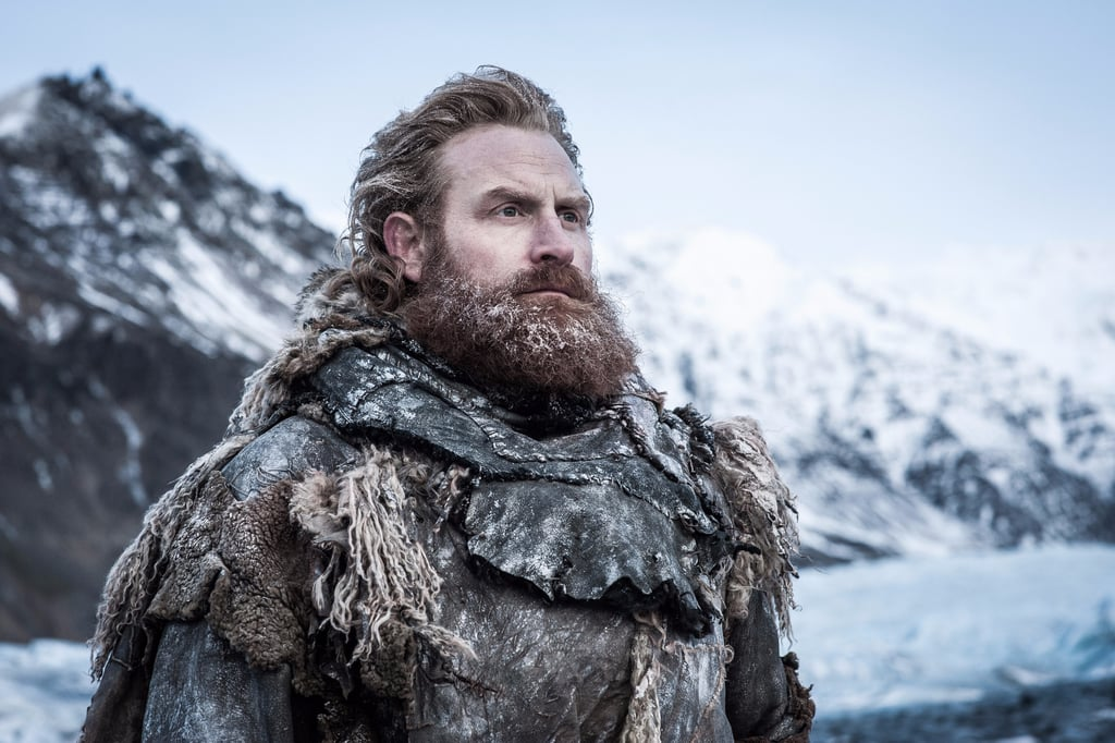 Reactions to Tormund and the Hound on Game of Thrones