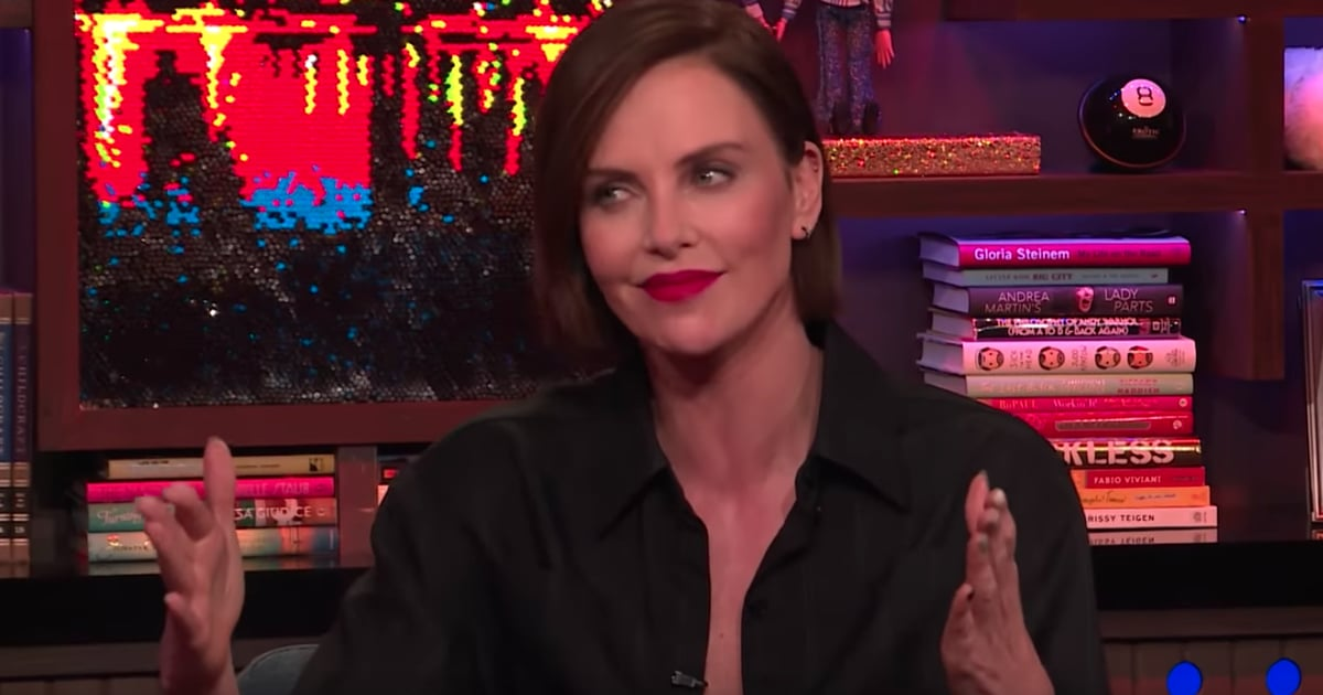Charlize Theron Didn't Want to Play Wonder Woman's Mom, and TBH, We Get It