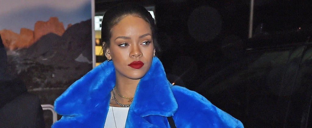 Take a Look at 24 of Rihanna's Most Stylish Coat Moments