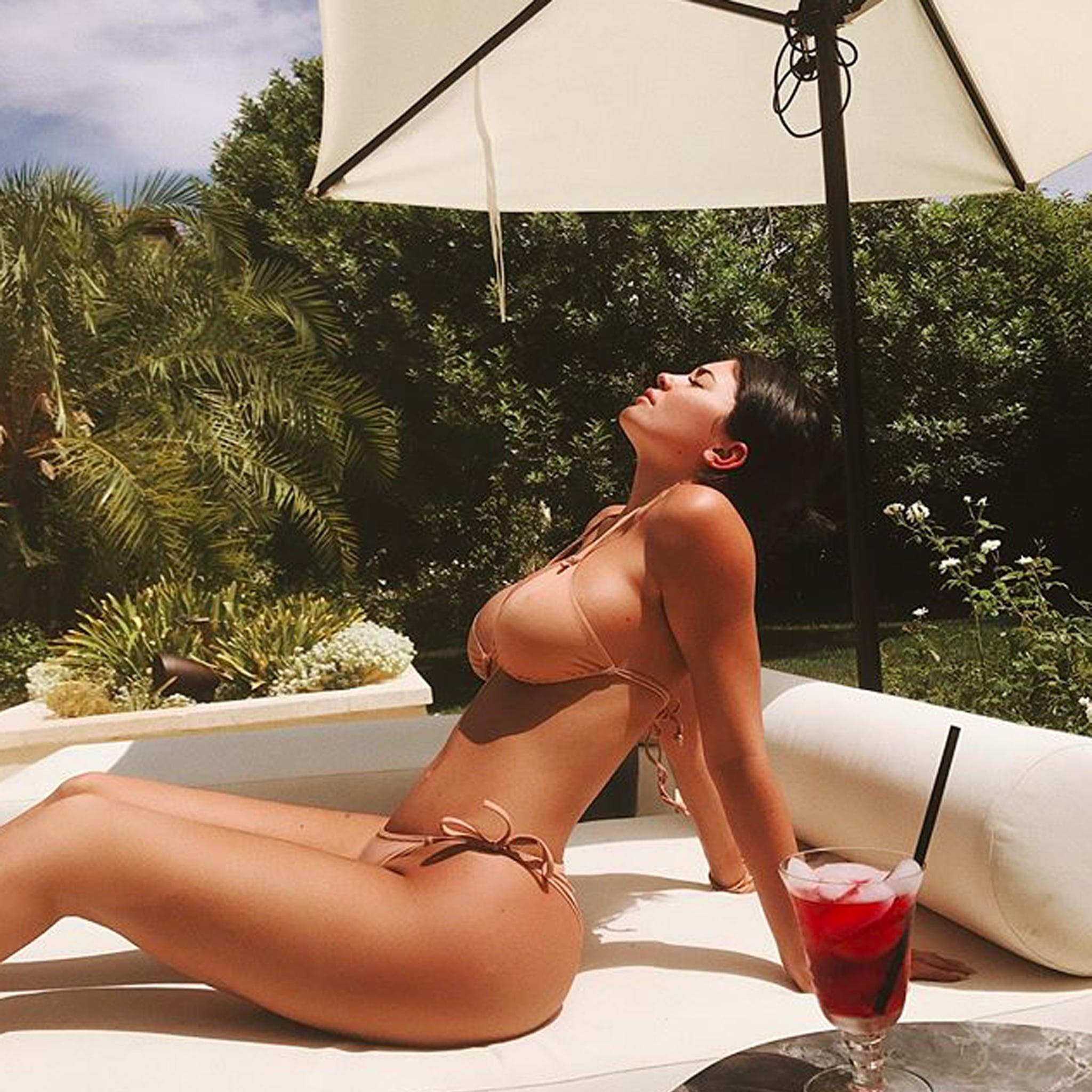 Kylie Jenner Bikini Instagrams | POPSUGAR Celebrity UK