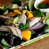 Chicken Avocado and Mango Salad