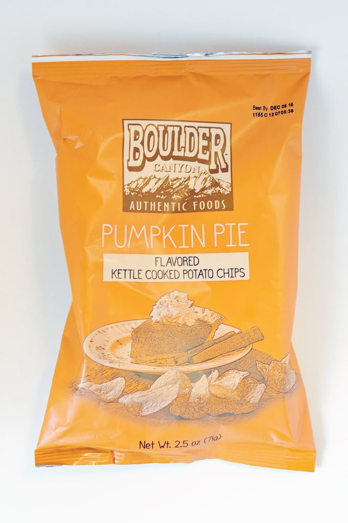 Boulder Canyon Pumpkin Pie Kettle Cooked Potato Chips